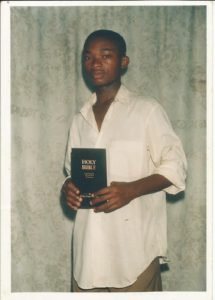1 Man & His New Bible