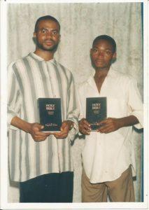 2 Men & Their New Bibles