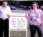 Missionary ken & ruth outside of ministry